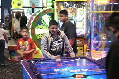 Arcade, Visalia, Tulare