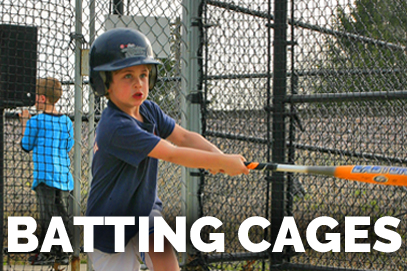 Batting Cages, Visalia, Tulare