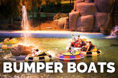 Bumper Boats, Visalia, Tulare