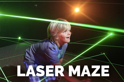 Laser Maze, Visalia, Tulare