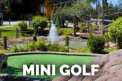 Miniature Golf, Visalia, Tulare