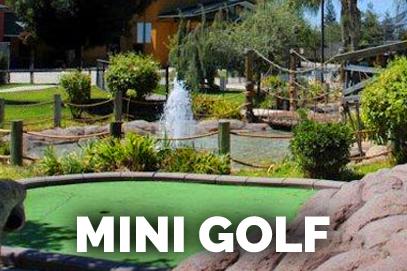 Miniature Golf, Visalia, Tulare