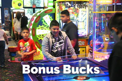 Bonus Bucks Deals At Adventure Park In Visalia