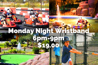 Monday Night Deals At Adventure Park In Visalia
