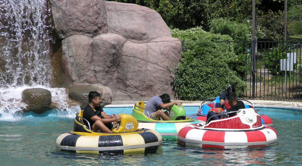 Adventure Park Bumper Boats Visalia Ca Tulare