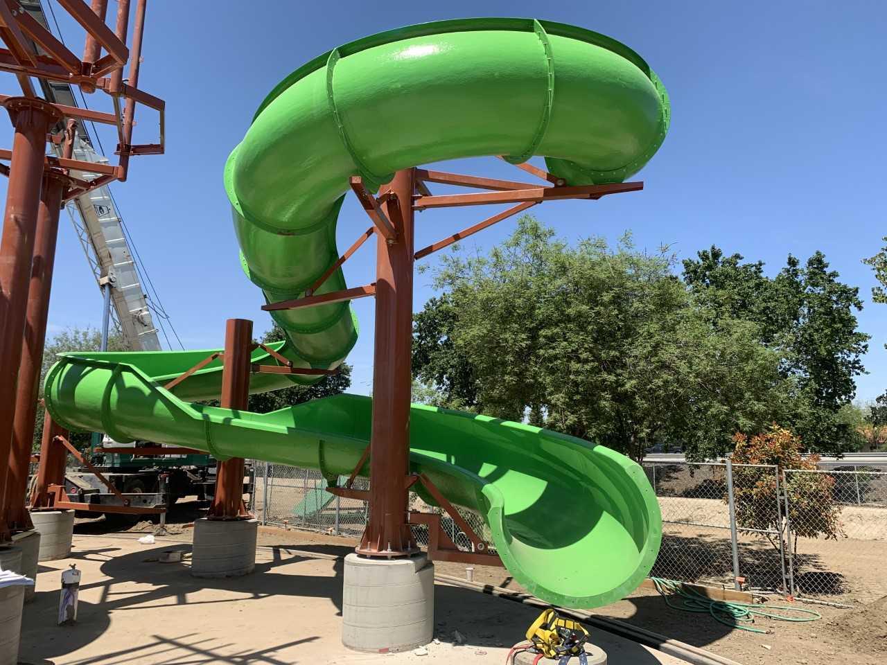 Water Slide Visalia