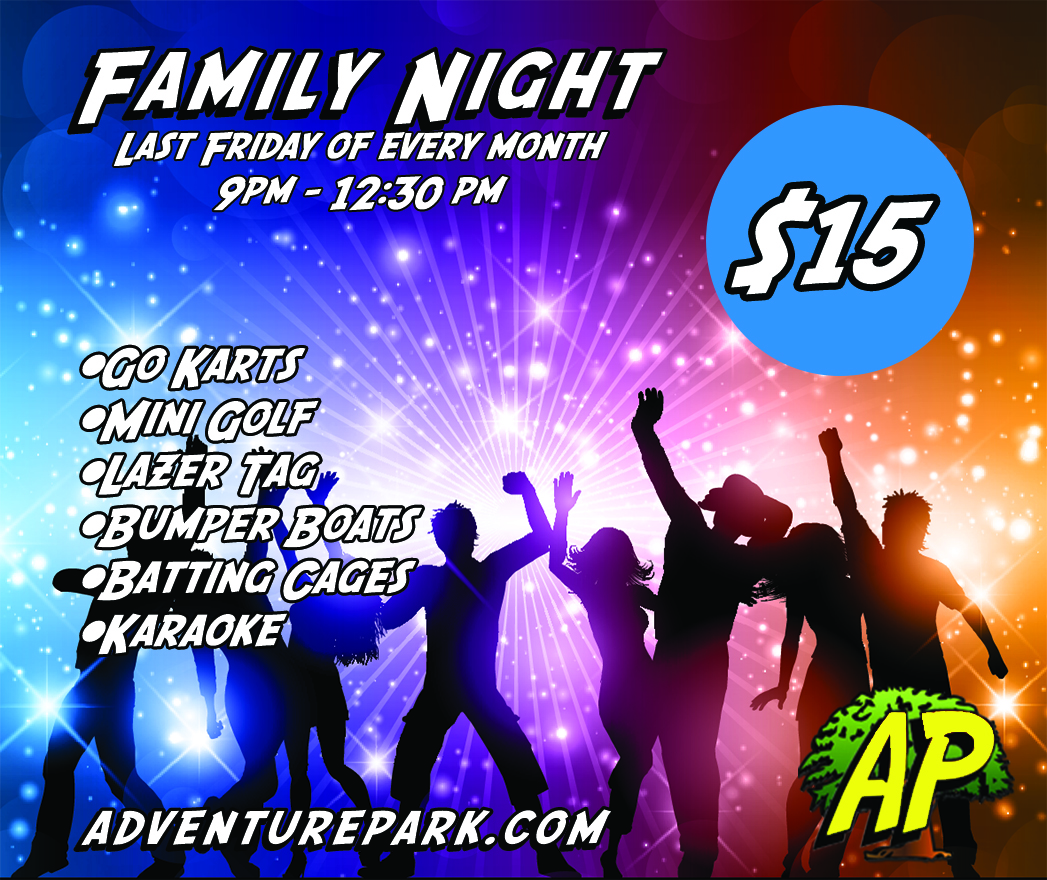 Family Deals At Adventure Park In Visalia